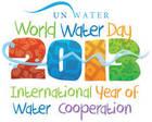 Rok Współpracy w dziedzinie wody 2013